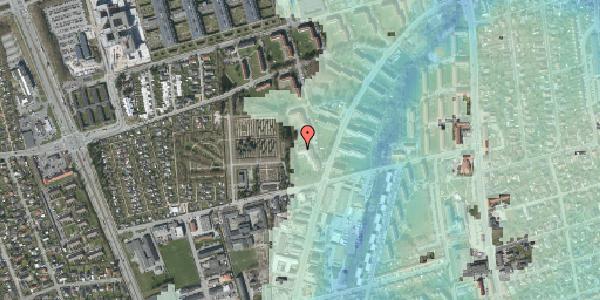 Stomflod og havvand på Arnold Nielsens Boulevard 46, 3. tv, 2650 Hvidovre