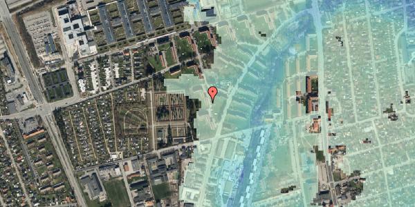 Stomflod og havvand på Arnold Nielsens Boulevard 48, 2. th, 2650 Hvidovre