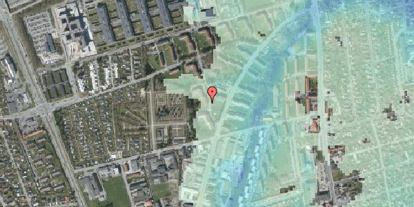 Stomflod og havvand på Arnold Nielsens Boulevard 48, 3. tv, 2650 Hvidovre