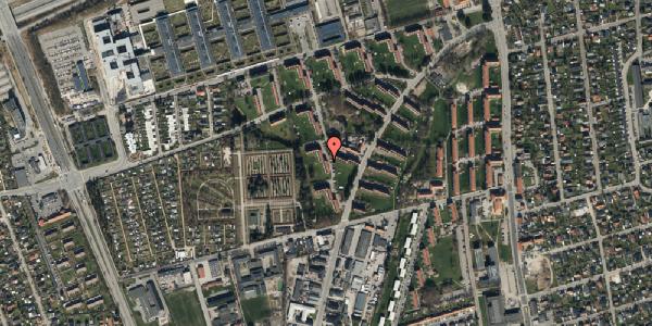 Stomflod og havvand på Arnold Nielsens Boulevard 50, 1. tv, 2650 Hvidovre