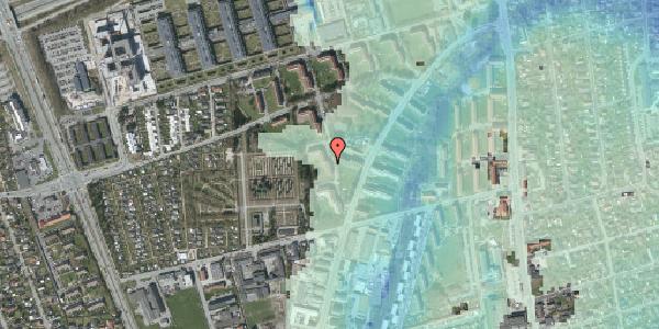 Stomflod og havvand på Arnold Nielsens Boulevard 50, 3. tv, 2650 Hvidovre