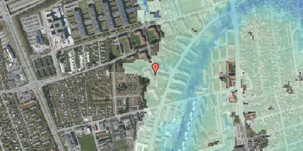 Stomflod og havvand på Arnold Nielsens Boulevard 52, st. th, 2650 Hvidovre