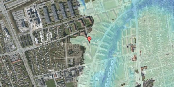 Stomflod og havvand på Arnold Nielsens Boulevard 54, 1. th, 2650 Hvidovre