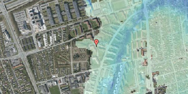 Stomflod og havvand på Arnold Nielsens Boulevard 54, 1. tv, 2650 Hvidovre