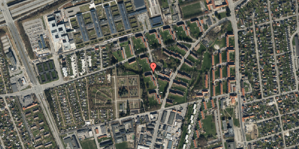 Stomflod og havvand på Arnold Nielsens Boulevard 56, 2. tv, 2650 Hvidovre