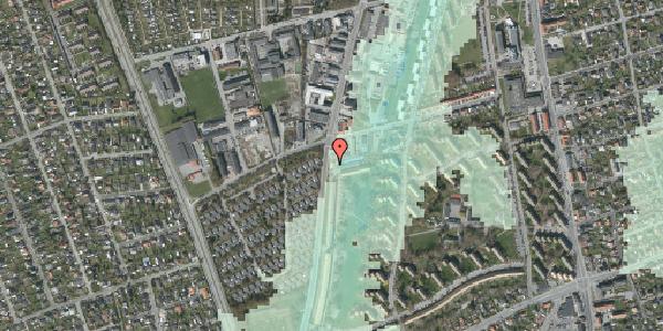 Stomflod og havvand på Arnold Nielsens Boulevard 57, 2650 Hvidovre