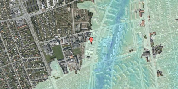 Stomflod og havvand på Arnold Nielsens Boulevard 64B, 2650 Hvidovre