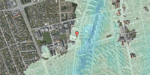 Stomflod og havvand på Arnold Nielsens Boulevard 68A, 1. 2, 2650 Hvidovre