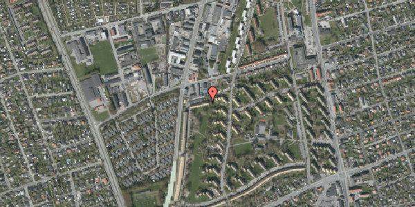 Stomflod og havvand på Arnold Nielsens Boulevard 87B, 2650 Hvidovre