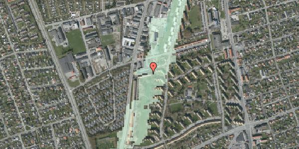 Stomflod og havvand på Arnold Nielsens Boulevard 89, st. , 2650 Hvidovre