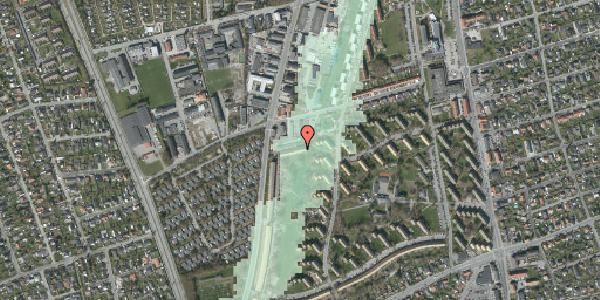 Stomflod og havvand på Arnold Nielsens Boulevard 91, st. , 2650 Hvidovre