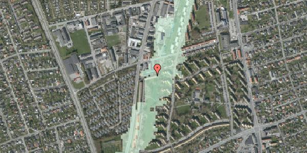 Stomflod og havvand på Arnold Nielsens Boulevard 93, st. , 2650 Hvidovre