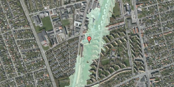 Stomflod og havvand på Arnold Nielsens Boulevard 97, st. , 2650 Hvidovre