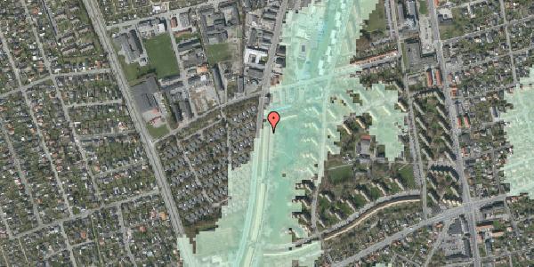 Stomflod og havvand på Arnold Nielsens Boulevard 109, 1. th, 2650 Hvidovre