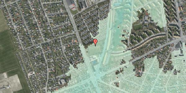 Stomflod og havvand på Arnold Nielsens Boulevard 112, 2650 Hvidovre