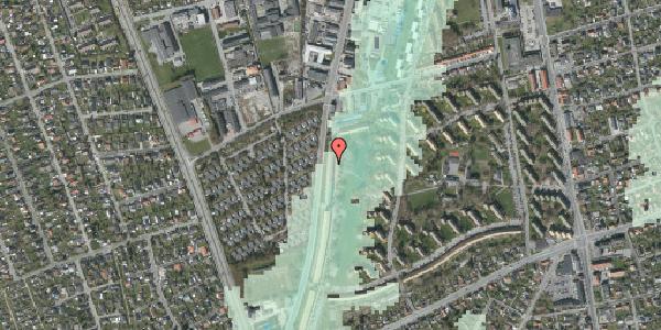 Stomflod og havvand på Arnold Nielsens Boulevard 115, 2. th, 2650 Hvidovre