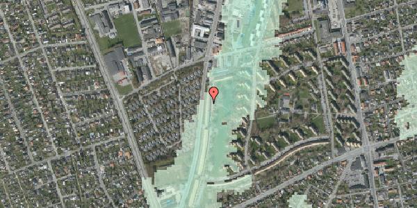 Stomflod og havvand på Arnold Nielsens Boulevard 117, 2. tv, 2650 Hvidovre