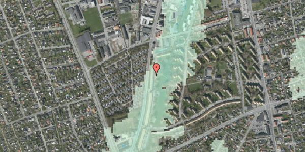 Stomflod og havvand på Arnold Nielsens Boulevard 119, st. th, 2650 Hvidovre