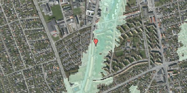 Stomflod og havvand på Arnold Nielsens Boulevard 119, 2. tv, 2650 Hvidovre
