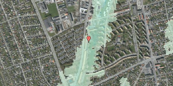 Stomflod og havvand på Arnold Nielsens Boulevard 121, 2. tv, 2650 Hvidovre