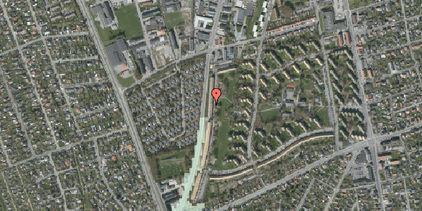 Stomflod og havvand på Arnold Nielsens Boulevard 123, 2. tv, 2650 Hvidovre