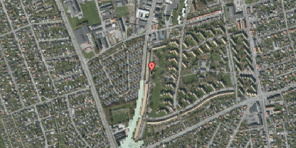 Stomflod og havvand på Arnold Nielsens Boulevard 125, st. tv, 2650 Hvidovre