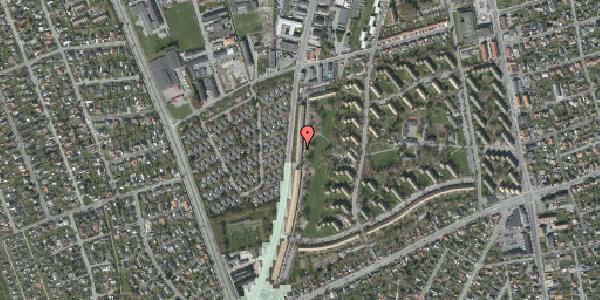 Stomflod og havvand på Arnold Nielsens Boulevard 125, 2. tv, 2650 Hvidovre