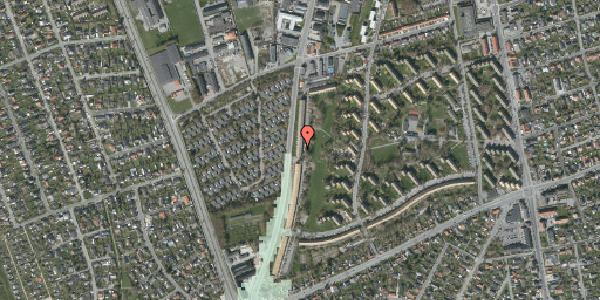 Stomflod og havvand på Arnold Nielsens Boulevard 127, 1. tv, 2650 Hvidovre
