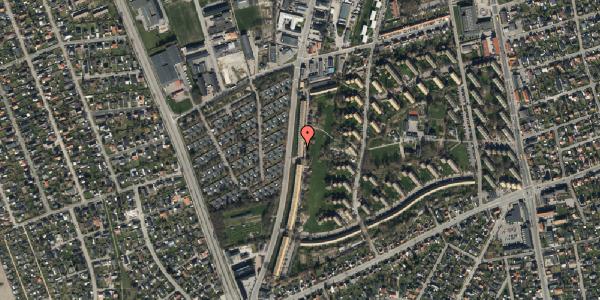 Stomflod og havvand på Arnold Nielsens Boulevard 127, 2. th, 2650 Hvidovre