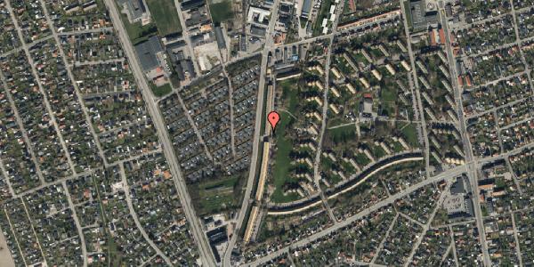 Stomflod og havvand på Arnold Nielsens Boulevard 129, st. tv, 2650 Hvidovre