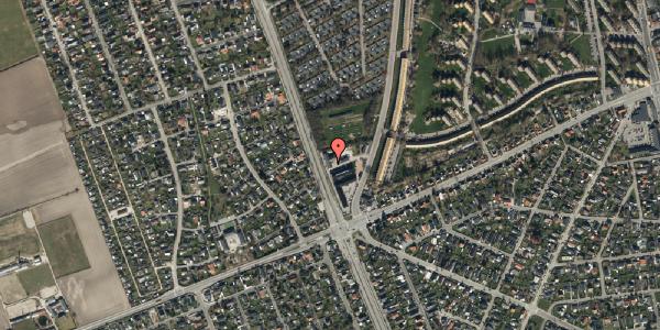 Stomflod og havvand på Arnold Nielsens Boulevard 130, 2650 Hvidovre