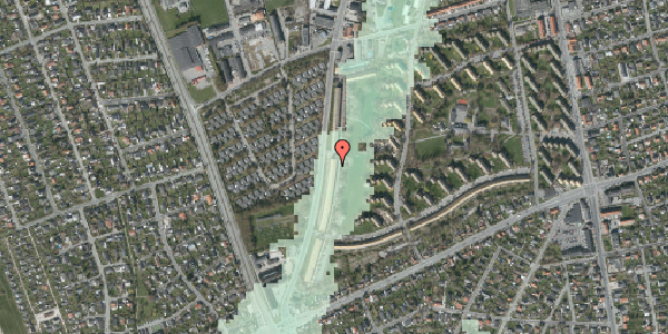 Stomflod og havvand på Arnold Nielsens Boulevard 133, 1. th, 2650 Hvidovre