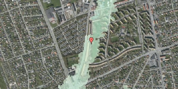 Stomflod og havvand på Arnold Nielsens Boulevard 133, 1. tv, 2650 Hvidovre