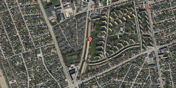 Stomflod og havvand på Arnold Nielsens Boulevard 135, st. th, 2650 Hvidovre