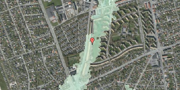 Stomflod og havvand på Arnold Nielsens Boulevard 135, 1. tv, 2650 Hvidovre