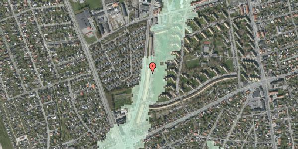Stomflod og havvand på Arnold Nielsens Boulevard 135, 2. tv, 2650 Hvidovre