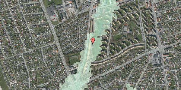 Stomflod og havvand på Arnold Nielsens Boulevard 137, 2. th, 2650 Hvidovre