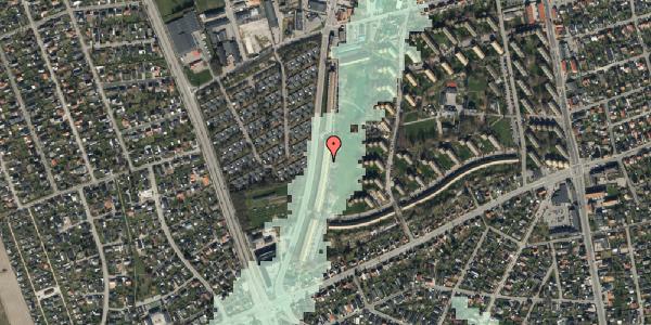 Stomflod og havvand på Arnold Nielsens Boulevard 139, st. tv, 2650 Hvidovre