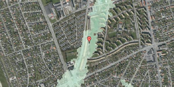 Stomflod og havvand på Arnold Nielsens Boulevard 139, 1. tv, 2650 Hvidovre