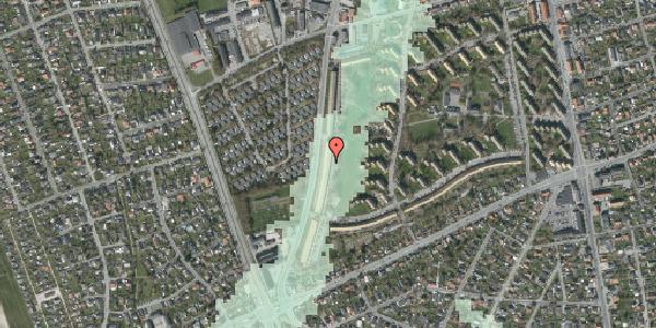 Stomflod og havvand på Arnold Nielsens Boulevard 139, 2. th, 2650 Hvidovre