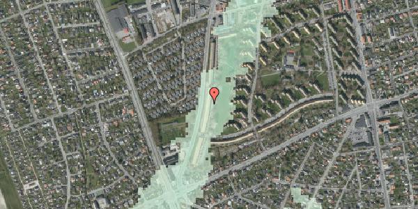 Stomflod og havvand på Arnold Nielsens Boulevard 141, st. tv, 2650 Hvidovre