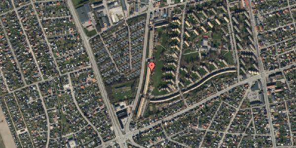 Stomflod og havvand på Arnold Nielsens Boulevard 141, 1. tv, 2650 Hvidovre