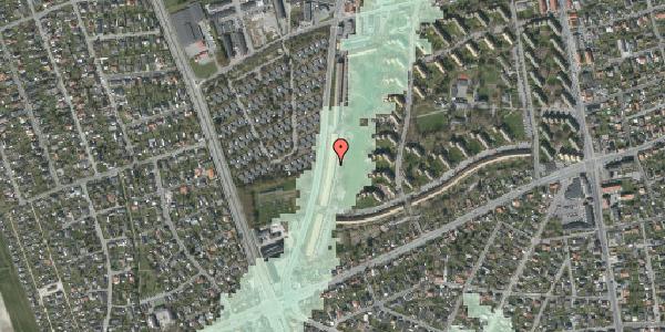 Stomflod og havvand på Arnold Nielsens Boulevard 143, 2. th, 2650 Hvidovre