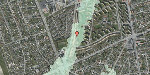 Stomflod og havvand på Arnold Nielsens Boulevard 145, 1. tv, 2650 Hvidovre