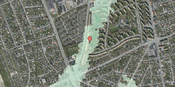 Stomflod og havvand på Arnold Nielsens Boulevard 147, st. th, 2650 Hvidovre