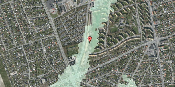 Stomflod og havvand på Arnold Nielsens Boulevard 147, 1. th, 2650 Hvidovre