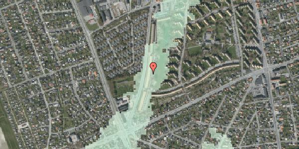 Stomflod og havvand på Arnold Nielsens Boulevard 147, 2. th, 2650 Hvidovre