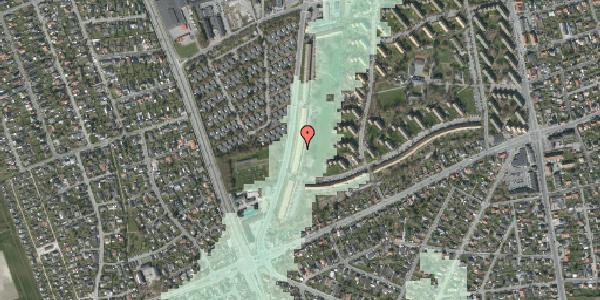 Stomflod og havvand på Arnold Nielsens Boulevard 149, 2. th, 2650 Hvidovre