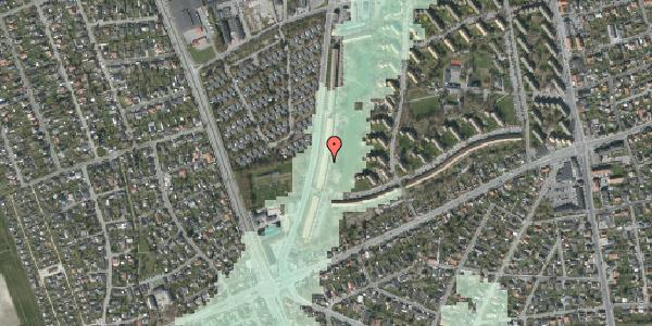 Stomflod og havvand på Arnold Nielsens Boulevard 149, 3. tv, 2650 Hvidovre