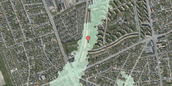 Stomflod og havvand på Arnold Nielsens Boulevard 151, st. th, 2650 Hvidovre